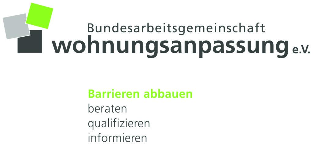 Logo BAG Wohnungsanpassung