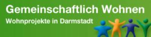 Logo Gemeinschaftlich Wohnen – Wohnprojekte in Darmstadt