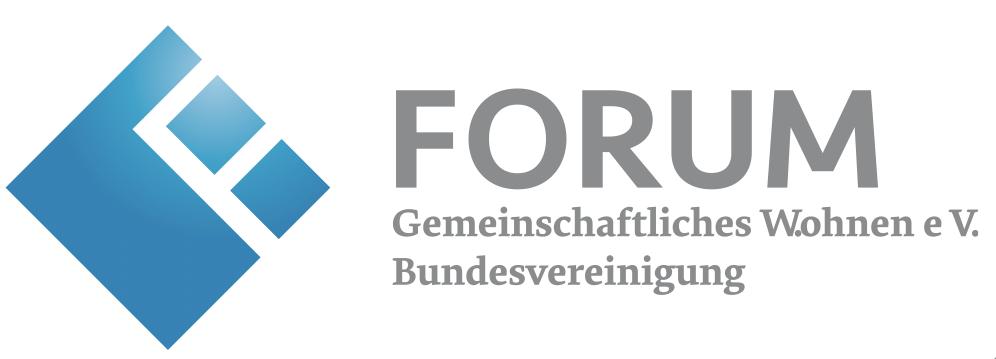 Logo Forum Gemeinschaftliches Wohnen