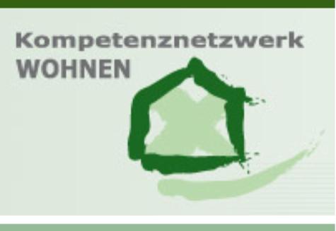 Logo Komptenznetzwerk Wohnen
