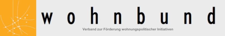 Logo Wohnbund