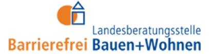 Logo der Landesberatungsstelle Barrierefrei Bauen und Wohnen Rheinland-Pfalz