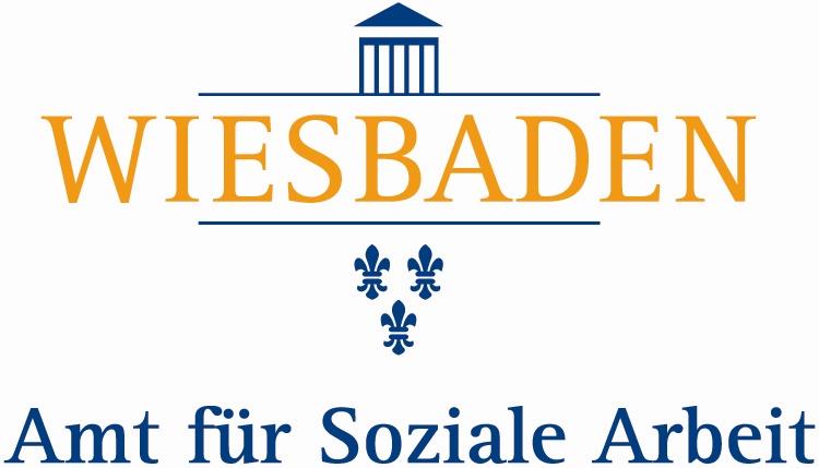 Logo LH Wiesbaden, Amt für Soziale Arbeit