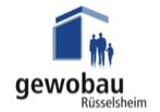 Logo der Gewobau mbh Rüsselsheim