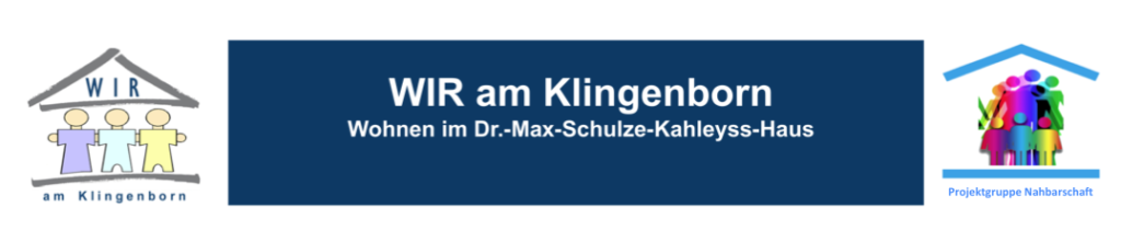 Logo Wir am Klingenborn / Nahbarschaft